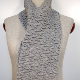 Braided infinity scarf – children version –