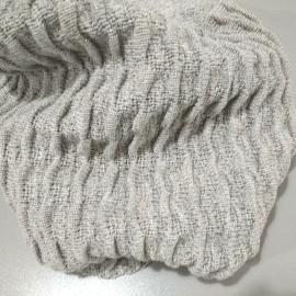 Bufanda circular con texturas – num 2-